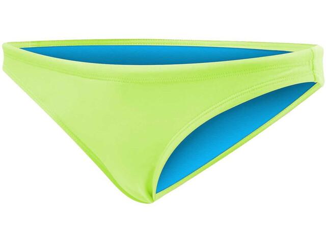 TYR Solid Mini Bikinibroekje Dames, geel